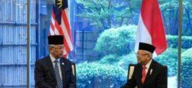 Kabar Gembira : Wapres Ma'ruf Amin Minta Raja Malaysia tentang TKI